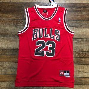 NWT Michael Jordan Chicago Bulls Retro NBA Jersey